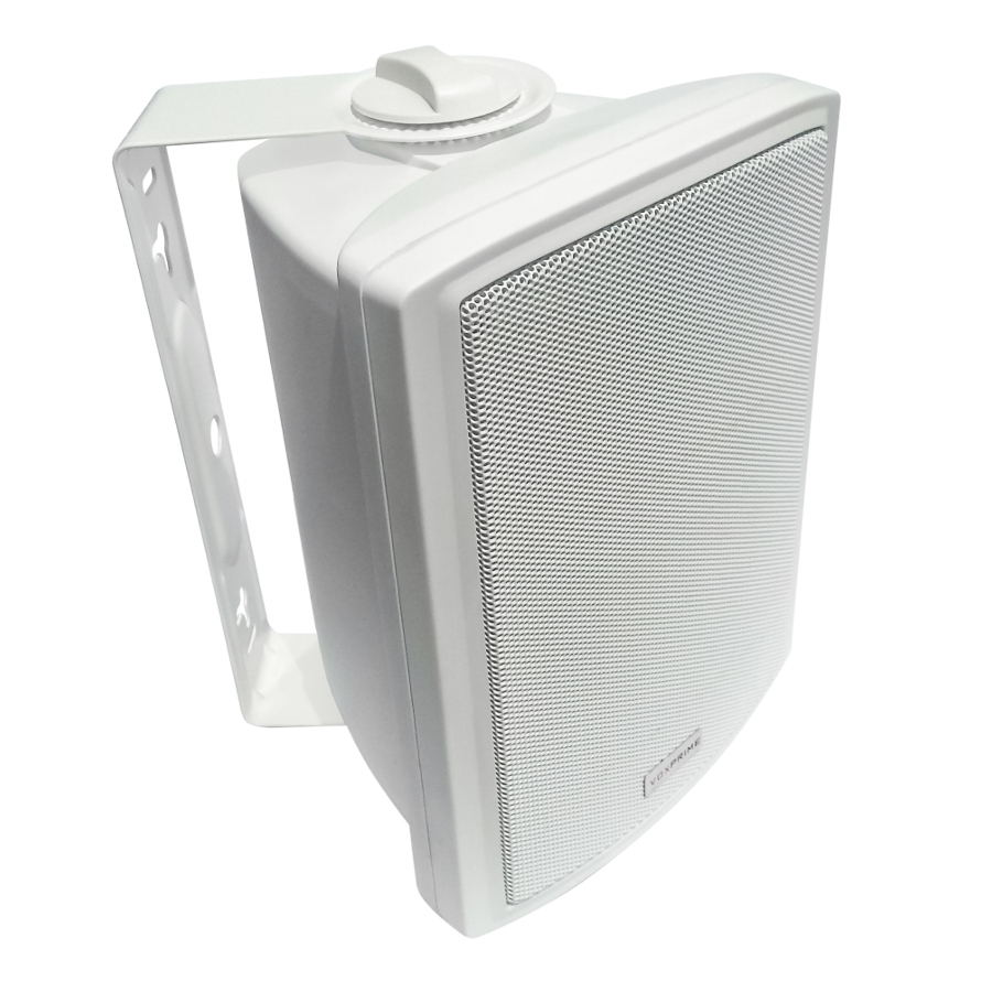 5 Full Range 2 Way Mulap Indoor Outdoor Cabinet Speaker 70v